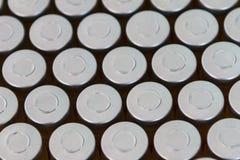 Medische glasampule Stock Foto