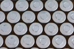 Medische glasampule Royalty-vrije Stock Fotografie