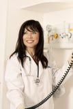Medische hulp stock foto's