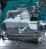 Medische instrumenten Stock Foto's