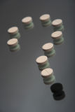 Medische interrogatory Stock Afbeelding