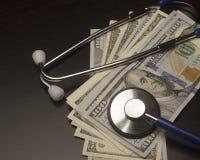 Medische kosten Stock Foto