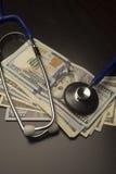 Medische kosten Royalty-vrije Stock Foto's