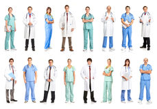 Medische mensen Royalty-vrije Stock Foto