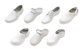 Medische pantoffels Royalty-vrije Stock Foto