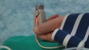 Medische Patiënt 3 van 4 stock footage