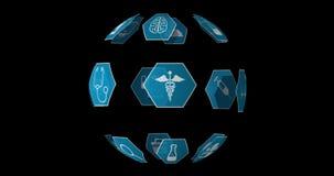 Medische pictogrammen 4k