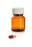 Medische pillen Royalty-vrije Stock Foto's