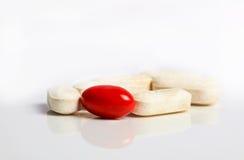 Medische pillen Royalty-vrije Stock Fotografie
