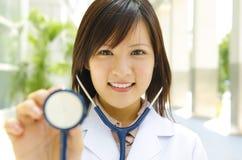 Medische student Stock Afbeelding
