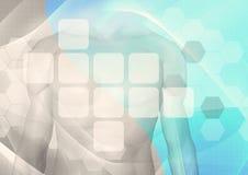 Medische Technologie   royalty-vrije illustratie