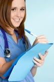 Medische Verpleegster Royalty-vrije Stock Foto's