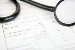 Medische Verzekering royalty-vrije stock afbeeldingen