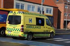 Medische ziekenwagen Royalty-vrije Stock Afbeeldingen