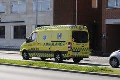 Medische ziekenwagen royalty-vrije stock fotografie