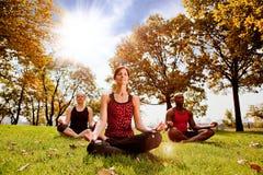 Meditação Fotografia de Stock Royalty Free