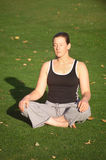 Meditação Fotos de Stock