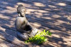 Meditação da Buda imagem de stock royalty free