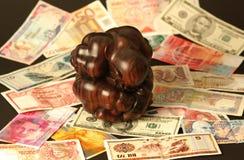 Meditação do negócio   Imagem de Stock Royalty Free