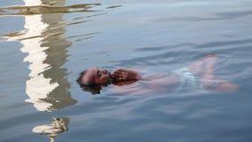 Meditação. Nasik. Índia Imagem de Stock Royalty Free