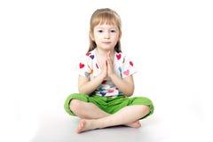 Meditación Fotos de archivo