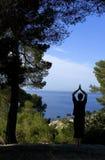 Meditación Foto de archivo libre de regalías