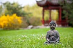 Meditación de Buda Fotos de archivo libres de regalías