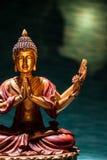 Meditación de Buda Imagen de archivo
