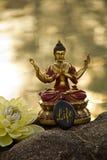 Meditación de Buda Foto de archivo