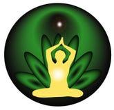 Meditación de la yoga Fotografía de archivo libre de regalías