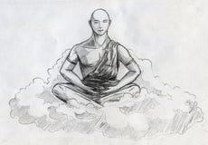 Meditação Imagens de Stock