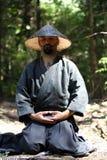 Meditação Fotografia de Stock