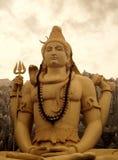Meditare Lord Shiva Fotografia Stock Libera da Diritti