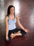 meditate στοκ φωτογραφίες