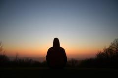meditate Στοκ Φωτογραφία