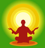 Meditate Royalty Free Stock Image