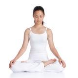 Meditatie Royalty-vrije Stock Foto's