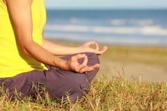 meditatie Stock Fotografie