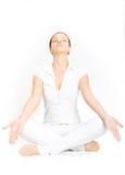 Meditatie royalty-vrije stock afbeeldingen