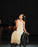 Meditatie-dans musical Royalty-vrije Stock Afbeelding