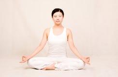 meditating Royalty Free Stock Photo