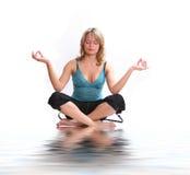 Meditating Stock Photos