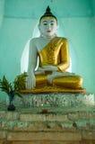 Meditating buddha Royalty Free Stock Image