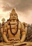 Meditating Lord Shiva Royalty Free Stock Photo