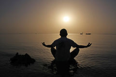 Meditation Royalty Free Stock Image