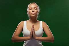 Meditation Stock Images
