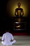 Meditation Lizenzfreies Stockbild