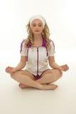 Meditation Lizenzfreie Stockfotografie