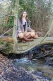 Meditation Royaltyfri Fotografi
