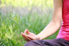 meditation Foto de Stock